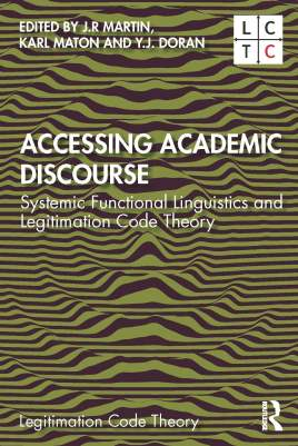 Cover - Accessing Academic Discourse