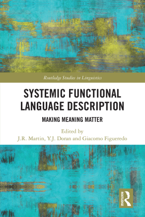Cover - Systemic Functional Language Description