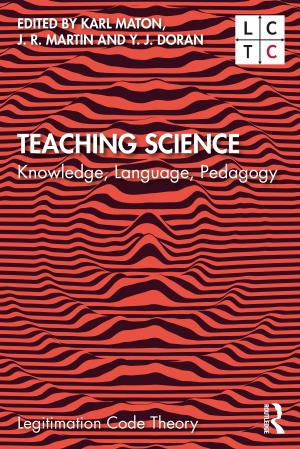 Teaching Science Cover